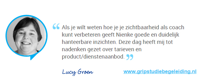Review Referentie Lucy Groen