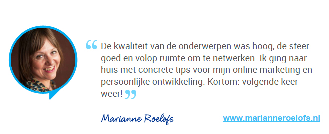 Review Referentie Marianne Roelofs